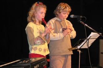 Eni izmed prvih nastopov učencev GŠ Lartko (7)