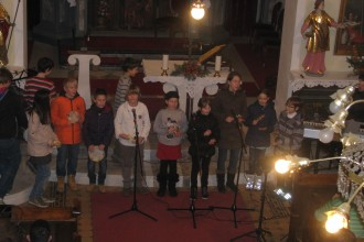 Koncert v cerkvi Sv.Florjana, Trzin (2)