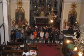 Koncert v cerkvi Sv.Florjana, Trzin (3)