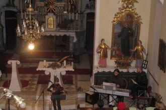 Koncert v cerkvi Sv.Florjana, Trzin (6)