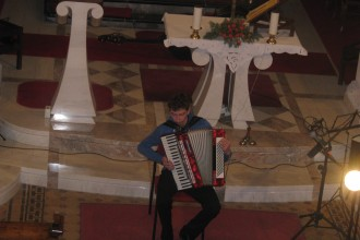 Koncert v cerkvi Sv.Florjana, Trzin (8)